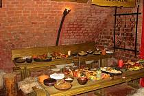 Restaurace Středověká krčma