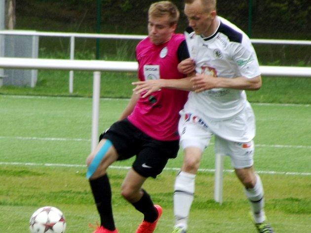 Juniorská liga ve fotbale: FC Hradec Králové - FK Mladá Boleslav.