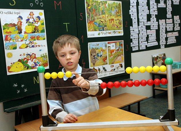 Zápis do prvních tříd 2009