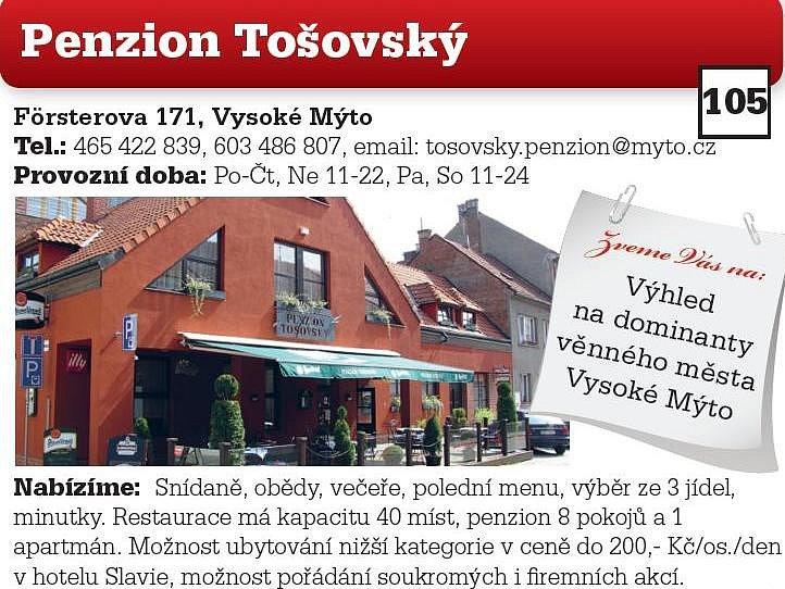 Penzion Tošovský