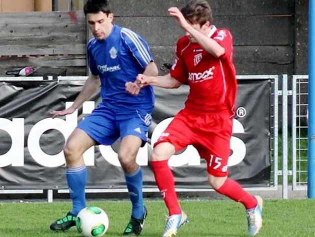 Fotbalová divize C: 1. FK Nová Paka - FK Pardubice B.