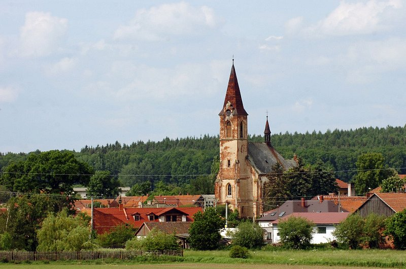 Zanedbané památky na Hradecku: Suchá