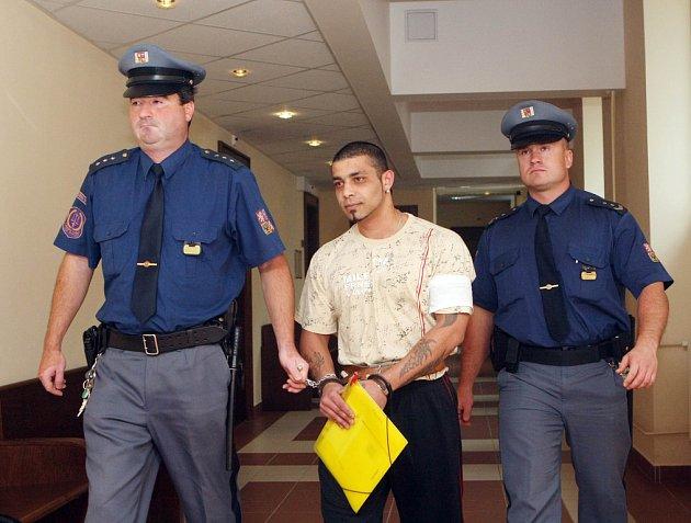 U krajského soudu se zpovídal Robert Daniš.