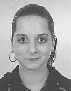 Hledaná dívka Lucie Bradlová
