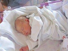 NINA BEČVAŘÍKOVÁ se narodila 20. července v 19.40 hodin. Měřila 51 centimetrů a vážila 3420 gramů.  Z nového přírůstku má radost maminka Radana, tatínek Petr a bratr Teodor. Rodina je z Hradce.