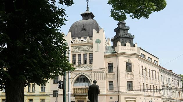 Židovská synagoga v Hradci Králové