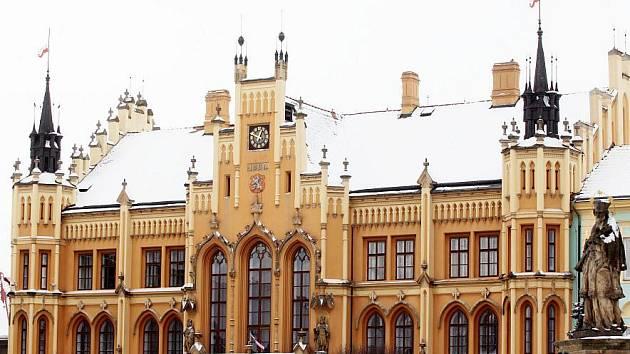 Radnice v Novém Bydžově - ilustrační foto.