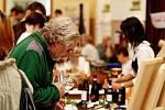 Koštýř, slvavnosti vína a burčáku, 28. září 2010.
