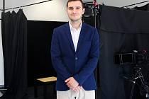 Ředitel východočeské pobočky Paměti národa Tomáš Heller.