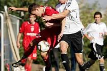Divizní východočeské derby FC Hradec Králové B - FK Pardubice B.