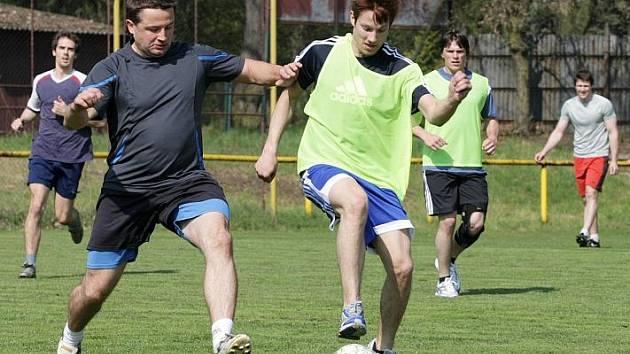 Hradečtí hokejisté zahájili letní přípravu v pondělí 19. dubna 2010