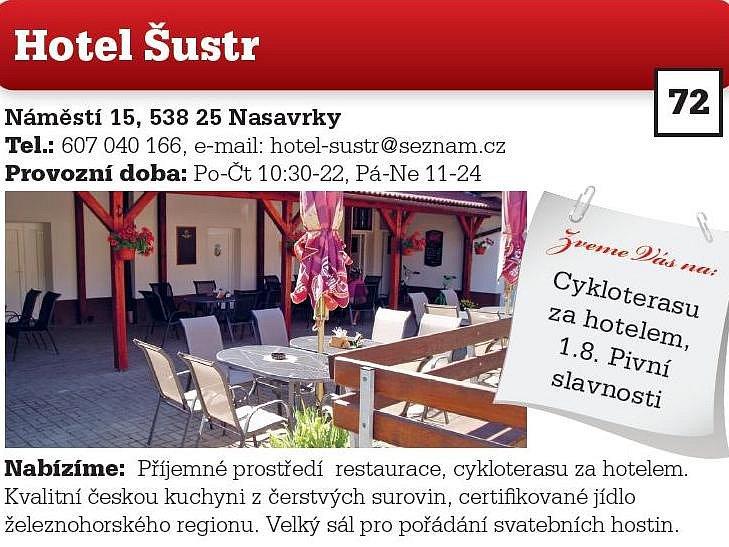 Hotel Šustr