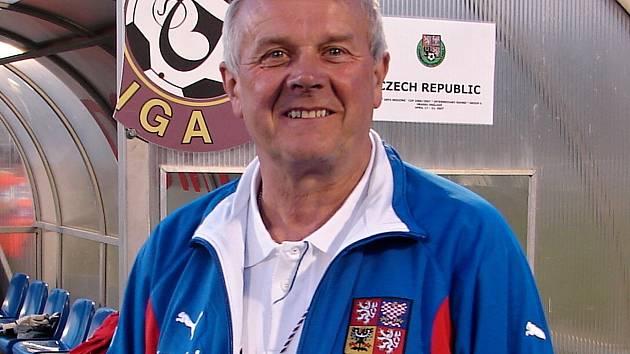 Jiří Krenčík slaví 75. narozeniny.