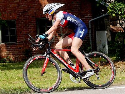Martina Sáblíková ovládla cyklistickou časovku