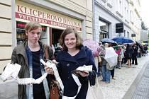 Předprodej vstupenek na festival Divadlo evropských regionů do Klicperova divadla v Hradci Králové.
