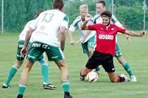 Fotbalová příprava: FC Olympia Hradec Králové - MFK Chrudim.