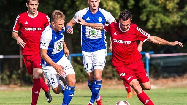 Pohárový duel s Mladou Boleslaví nastartoval Převýšov k lepším výsledkům v České fotbalové lize.