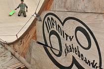 Mistrovství České republiky ve skateboardingu na vertikální rampě