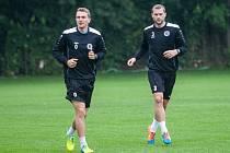 Milan Černý a Julian Erhan.