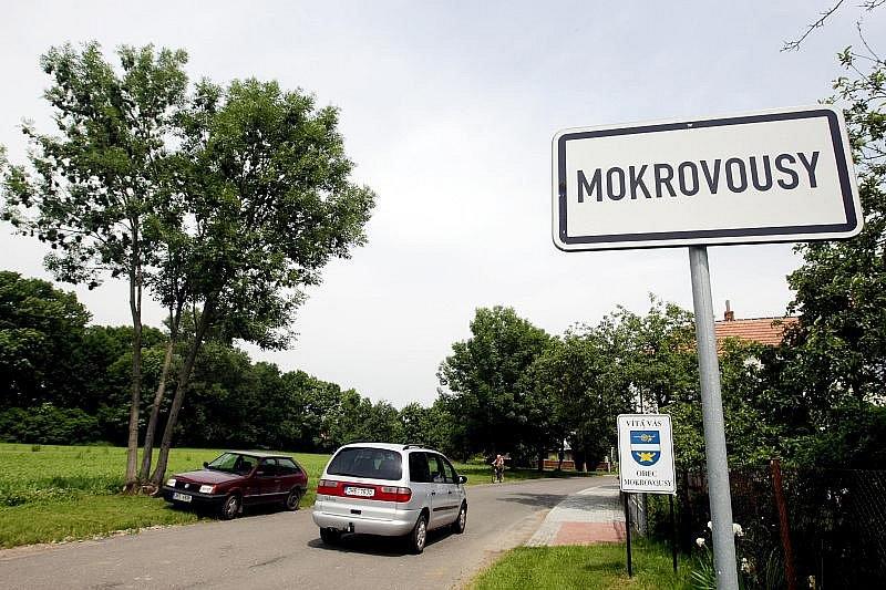 Jedni z adeptů na titul Vesnice roku: obec Mokrovousy.