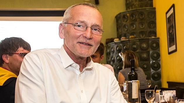 Někdejší primátor Hradce Králové Zdeněk Fink.