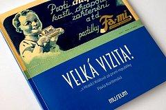 Velká vizita! - slavnostní představení nové knihy veřejnosti.