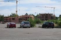 Výstavba rezidence v lokalitě Na Plachtě