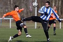 Z utkání FC Hradec Králové B vs. Nový Bydžov.
