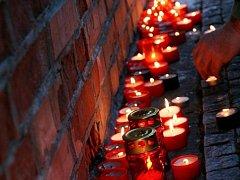 Happening 3792 svíček.