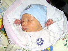 Jan Beránek se narodil 25. února ve 3.04 hodin. Měřil 46 centimetrů a vážil 2960 gramů. Společně s rodiči Martinou a Jiřím Beránkovými a bratrem Dominikem bydlí v Barchově.