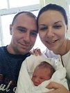 JANA VANÍČKOVÁ se narodila 11. listopadu v 15.58 hodin. Vážila  3120 g a měřila 50 cm. Velmi potěšila rodiče Ivonu  Webb a Vladislav Vaníčka, kteří bydlí v Chlumci nad Cidlinou.