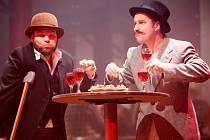 Jedno z představení v královéhradeckém Klicperově divadle.
