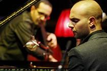 Dny pro Izrael 2014 v Hradci Králové. Shai Maestro Trio
