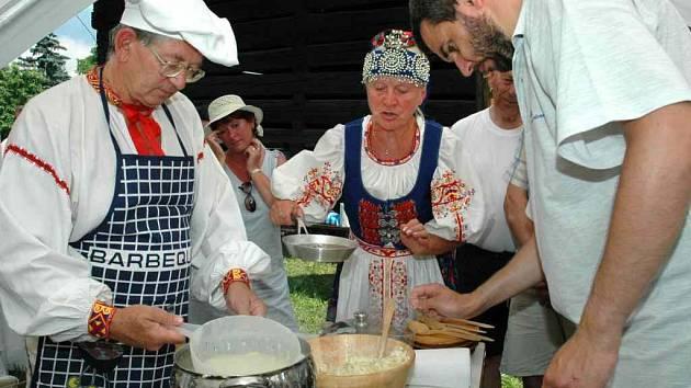 Uvařit brynzové halušky? Hotová věda