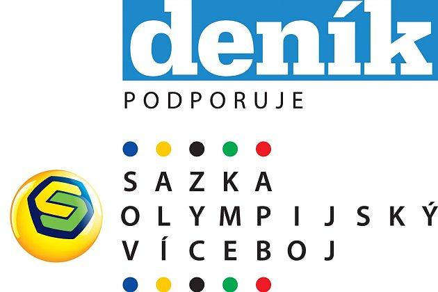 Deník podporuje Sazka olympijský víceboj.
