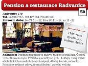 Pension a restaurace Radvanice