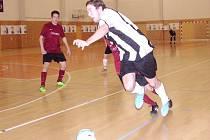 Futsalová II. liga - západ: UFA Salamandr XXL Hradec Králové - Sokol Dobřichovice.