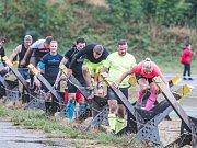 Gladiator race v Josefově.