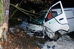 Dopravní nehoda u Belečka