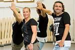 Zbrusu nové taneční studio otevírá hradecká skupina T-BASS v budově bývalé Severky na Slezském Předměstí.