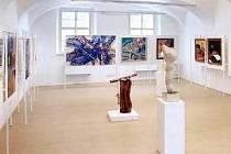 Galerie Na Hradě v Hradci Králové.