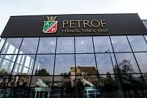 Budova firmy Petrof se stala stavbou roku
