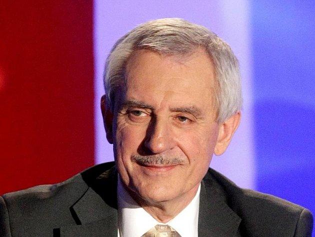 Leoš Heger z TOP 09.