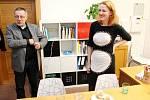 Dohoda spolupráce mezi Pedagogickou fakultou Univerzity Hradec Králové a Galerií města Trutnov.