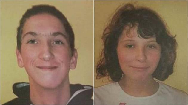 Policisté pátrají po sourozencích. Už pět dní jsou nezvěstní.