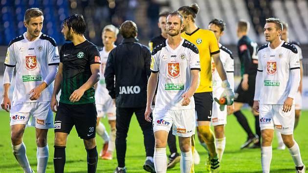 Fotbalová Fortuna národní liga: FC Hradec Králové - 1. FK Příbram.