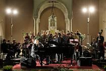 Jazz Goes to Town v kostele Božského Srdce Páně v Hradci Králové.