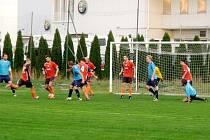 Krajská fotbalová I. A třída: TJ Lokomotiva Hradec Králové - FK Náchod B..
