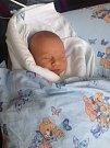 VÁCLAV LAHODA poprvé spatřil světlo světa 31. prosince ve 14.18 hodin. Po porodu měřil 51 cm a vážil 3740 g. Svým příchodem na svět nejvíce potěšil svou maminku Markétu Lahodovou z Piletic.