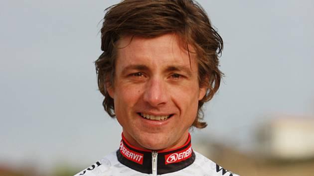 Německý jezdec Patrik Sinkewitz.